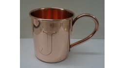 Personalized Copper Mugs