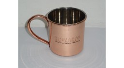 Tin Lined Mugs and Nickel Lined Mugs