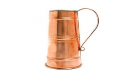 Handcrafted and Handmade Solid Copper Mugs.